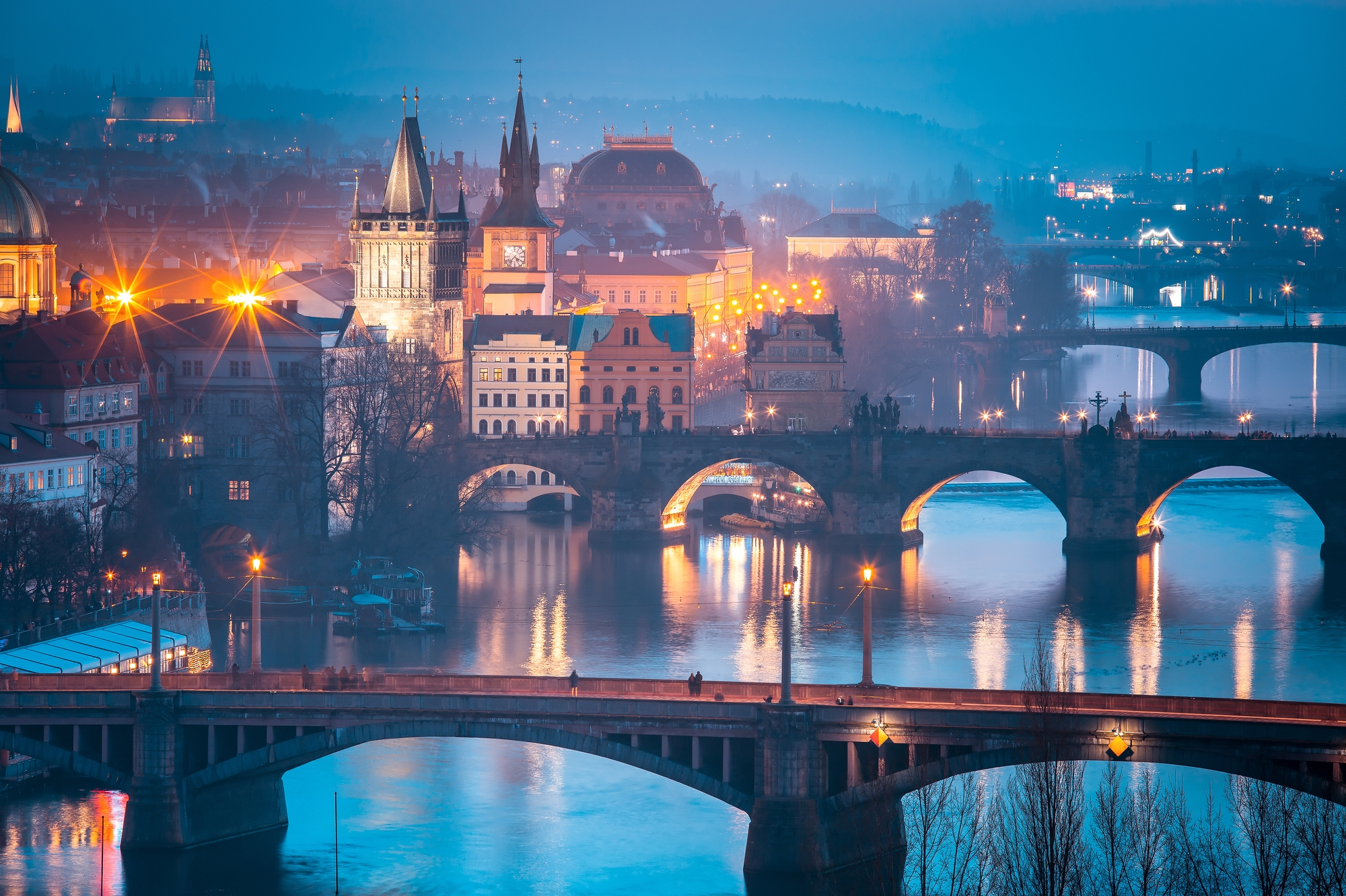 Take Your Party To Prague For Fun And Excitement